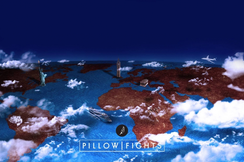 Welcome @ pillowfights!