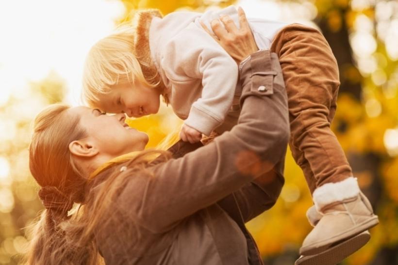 Stay-at-home moms deserve a medal