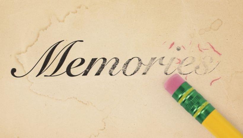 Memories make you who you are