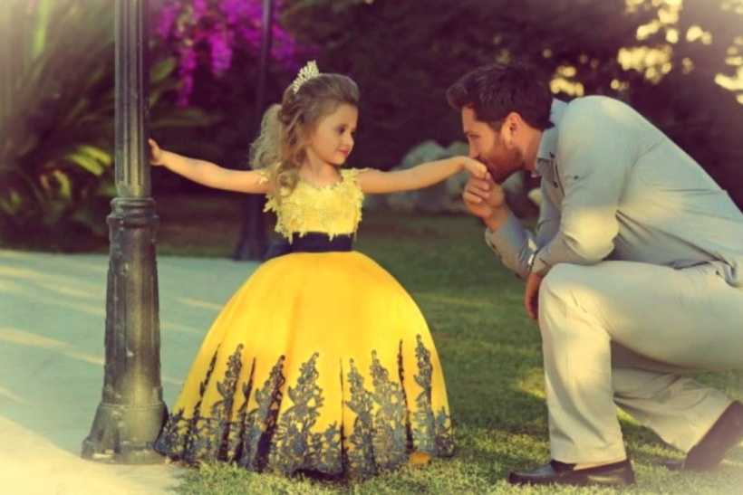 Daddy's Little Princess Forever