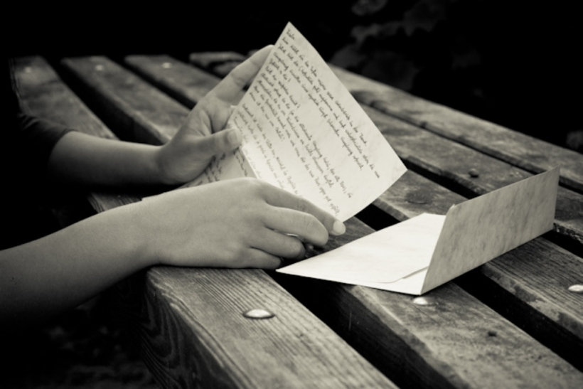 Write a letter to the one you love