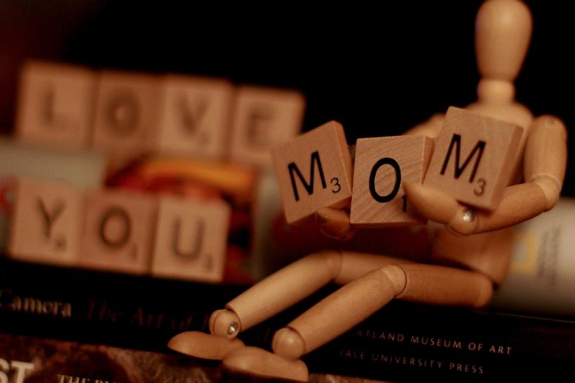 Hey mom...