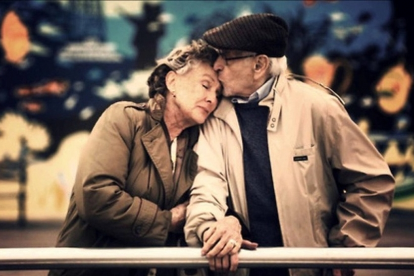 A love like the one of our grandparents