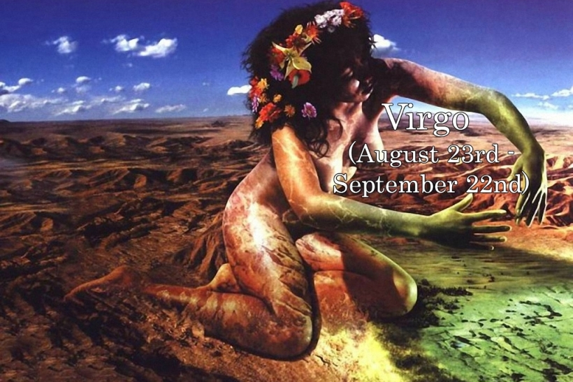 Sign of the Month: Virgo (August 23rd - September 22nd)
