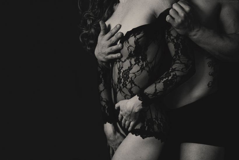 You've seduced my mind; my body is already yours