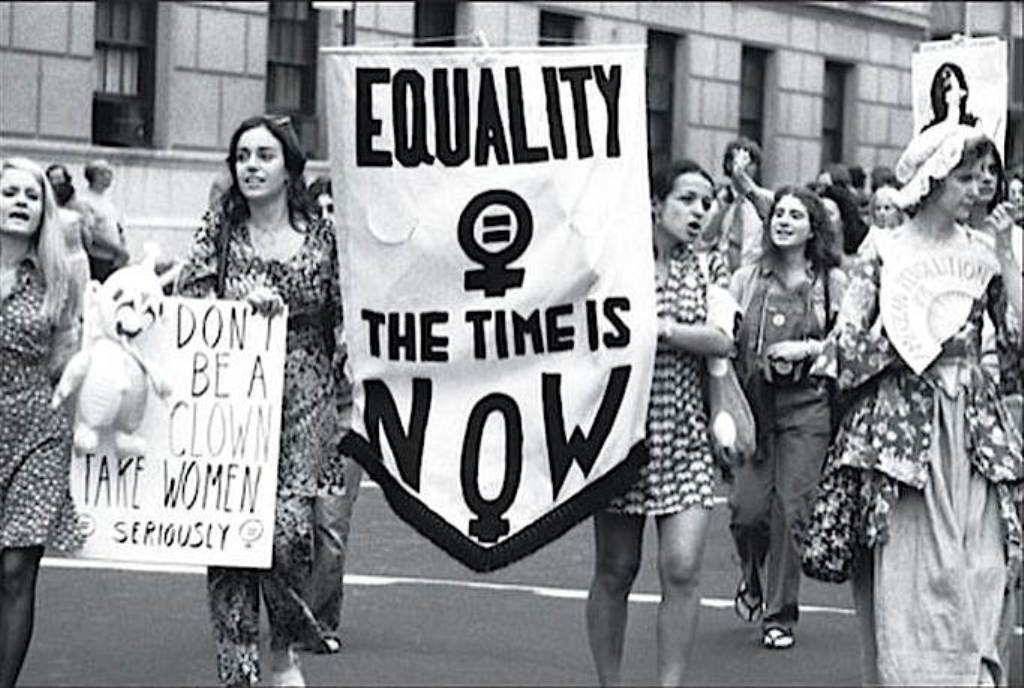 1950's women's rights from past to