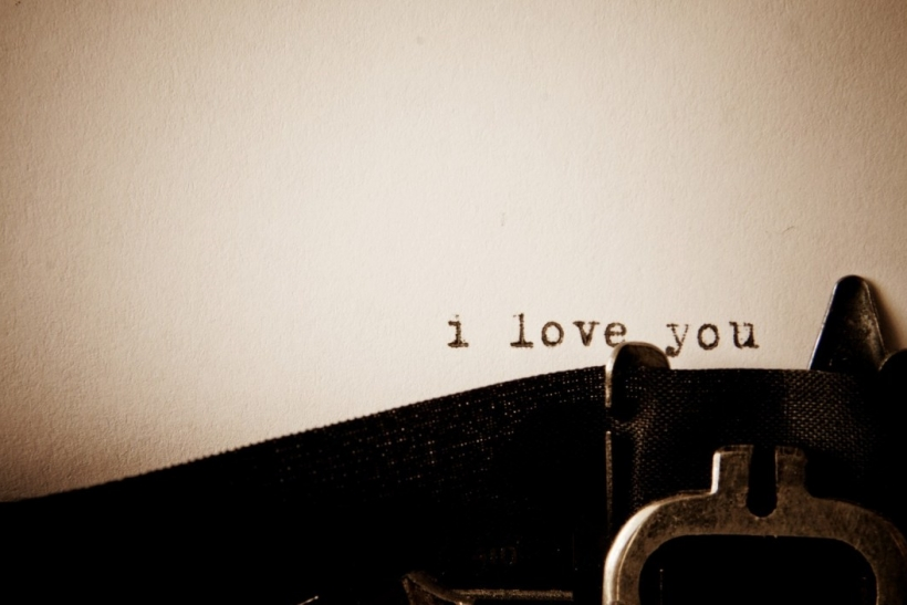 A letter to let you know you're loved